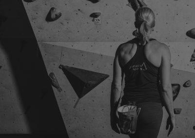 Tiffany Melius – Competitive Climber